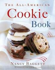The All-American Cookie Book by Nancy Baggett (2001, Hardcover-IACP Winner)