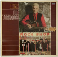 HEINZ THE TORNADOS LP DECCA UK 1982 PROMO STAMPED COPY NEAR MINT PRO CLEANED