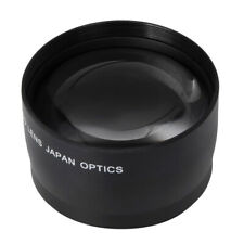 52mm 2x Multi Coated Telephoto Lens for Nikon AF-S DX Nikkor 18-55 55-200mm