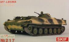 1/35 SOVIET MT-LB 6MA  Skif 217 Models kits