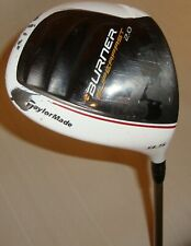 TaylorMade Superfast 2.0 Driver 9.5° Graphite Gold Shaft  Master Grip MC-60