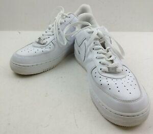 Nike Men's Air Force 1 '07 'White' Sneaker Size 9.5