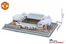 3D Puzzle England Manchester Utd Old Trafford Fussballstadion Football field