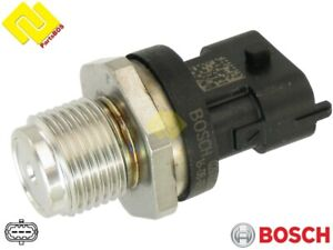 BOSCH 0281006158 CR FUEL PRESSURE SENSOR 55576178 ,504382372 ,for OPEL ,FIAT