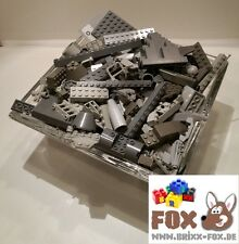 [BF1004] 1 kg Lego grau *** Kiloware Steine Star Wars Burg Ritter Raumschiff