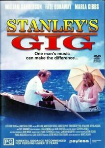 STANLEY'S GIG DVD FAYE DUNAWAY GENUINE REGION 4 AUSTRALIAN NEW AND SEALED