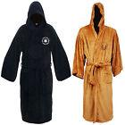 Star Wars Hooded Robe Jedi Sith Fleece Bathrobe Dressing Gown Cloak Cape Costume