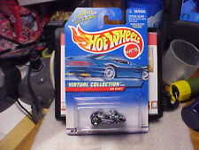 Hot Wheels Virtual Collection Purple Go Kart
