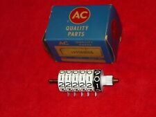 FACTORY ORIGINAL 1955-56 CHEVROLET SPEEDOMETER ODOMETER  AC GM NEW OLD STOCK