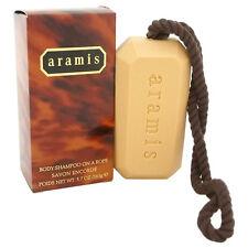 Aramis Body Shampoo On a Rope by Aramis for Men - 5.7 oz Soap