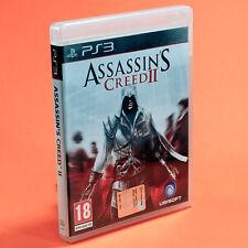 ASSASSIN'S CREED 2 II PS3 completo in italiano USATO