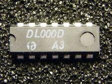 20x dl000d quad 2-input NAND-Gate (= 74ls00)