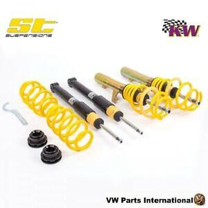 VW Passat R36 3C 4motion KW ST X Coilovers Performance Suspension Kit TUV ✔️