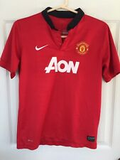 Manchester United Xl Youth Shirt