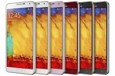 """Original Samsung Galaxy Note 3 III N9006 3G GSM Android de cuatro núcleos 5.7"""" 13MP de teléfono"""