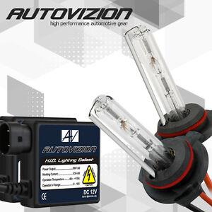 AUTOVIZION Xenon HID Kit Conversion H1 H3 H4 H7 H10 H11 H13 9005 9006 9007 880