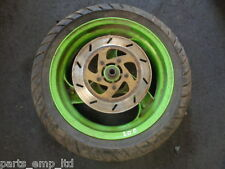 """MOTORCYCLE SCOOTER 13"""" INCH FRONT ALLOY WHEEL RIM AND TYRE - 130/60-13"""