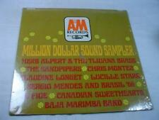 A & M Records - Million Dollar Sound Sampler - Herb Alpert + Sergio Mendes +++