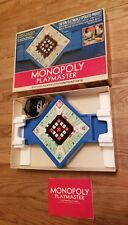 1982 Parker Brothers Monopoly Playmaster Electronic Accessory For Board Game htf