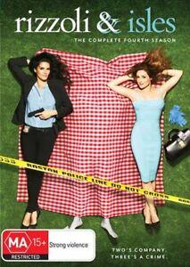 Rizzoli and Isles - Season 4 DVD