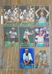 Intrepid 1996 ATP Tennis Blitz Victory Insert Cards x 8