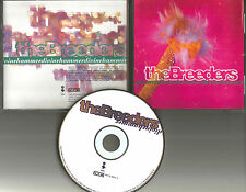 THE BREEDERS Divine Hammer PROMO CD Single PIXIES throwing muses Tanya Donelly