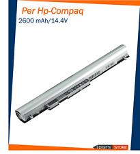 Batteria da 2600mAh per Hp F3B96AA  728460-001  752237001  752237-001