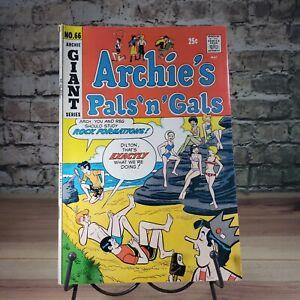 Archie's Pals 'n' Gals 66 excellent condition!