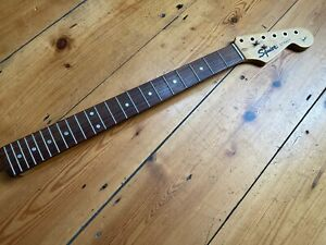Squier Strat by Fender Electric Guitar Neck 1996 Stratocaster 50th Anniversary