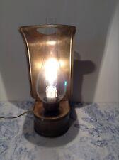 Brass Nautical Oil Style Lantern Wall Light / Table Lamp