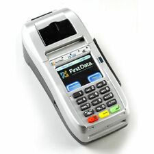 First Data Fd130 & Fd 130 Duo Emv Wi-Fi Credit Card Terminal