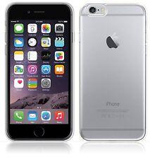 "iPhone 6/6S 4.7"" Soft TPU Clear Case Cover Bumper Transparent Tight Fit Silicone"