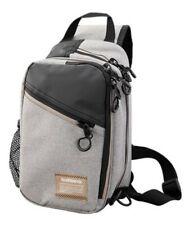 SHIMANO Sling Shoulder bag Melange Beige Medium BS-025Q Fishing bag F/S NEW