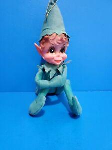 RARE Vintage KAMAR Japan Kneehugger Green Elf 1968