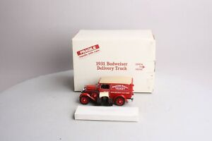 Danbury Mint 1:24 1931 Budweiser Beer Delivery Truck EX/Box
