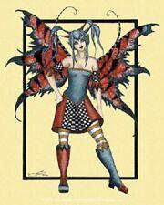 Amy Brown Sticker Decal FRACAS Fairy Faery Punk Goth