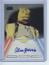 2013 Star Wars Jedi Legacy Alan Harris as Bossk Autograph Auto