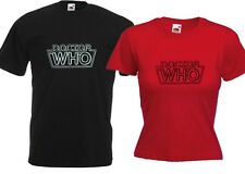 Doctor Who (retro) T-Shirt - All Colours & Sizes Adults & Kids