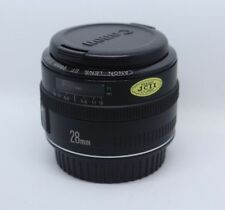 Canon EF XL 28mm F/2.8 EF AF Lens. MINT CONDITION Fits all digital