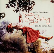 THE NAT PIERCE BAND / THE MEL POWELL BAND  easy swing