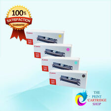 New & Original Canon CART-301 Full Toner Set CMYB imageCLASS MF8180c LBP5200 4K