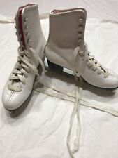 Aerflyte Ice Skate Boots Size 6 Women's Ships N 24h