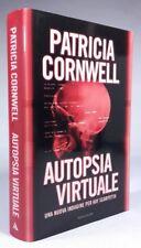 """AUTOPSIA VIRTUALE Patricia Cornwell MONDADORI """"OMNIBUS"""" 2011 - PRIMA EDIZIONE"""
