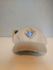 Knights of Columbus Hat with Lights in the Brim