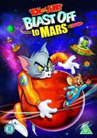 Tom And Jerry: Blast Off To Mars [DVD] [2005][Region 2]