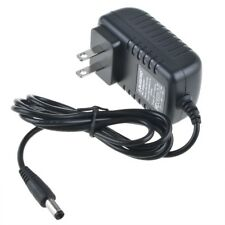 9V 9-volt 0.5A-1A AC DC Adapter Charger Power 5.5mm*2.5/2.1mm plug Center +