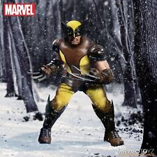 "In STOCK Mezco One 12 Marvel X-Men ""Wolverine"" Action Figure"