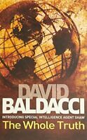 The Whole Truth, Baldacci, David, Very Good, Paperback