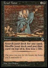TUTORE CRUDELE - CRUEL TUTOR Magic POR Mint