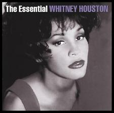 WHITNEY HOUSTON (2 CD) THE ESSENTIAL ~ 80's / 90's GREATEST HITS / BEST OF *NEW*